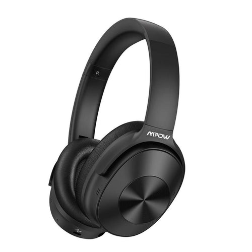 Mpow H12 Hybrid Active Noise Cancelling Over-The-Ear Headphones - FeelLikeShopping.com