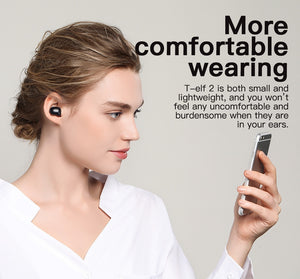 Bluedio T-elf 2 Waterproof Earbuds - FeelLikeShopping.com