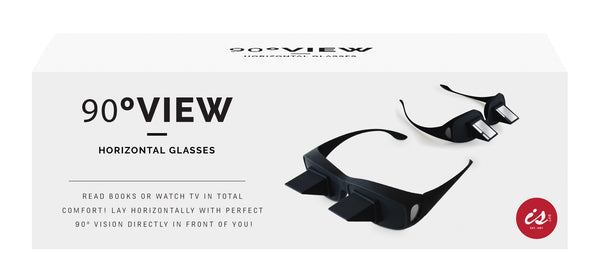 90 Degree View Horizontal Glasses
