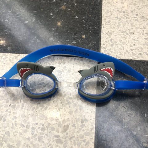 Childrens Shark Goggles
