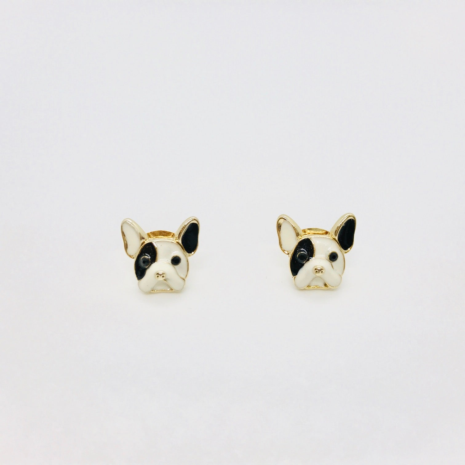 Frankie French Bulldog Earrings
