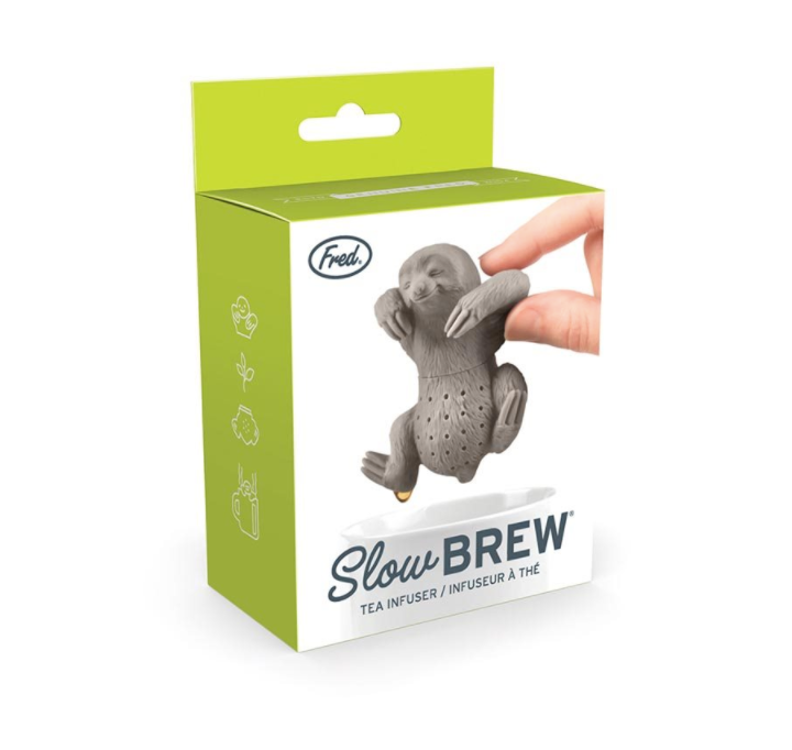 Sloth Tea Silicone Infuser