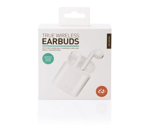 True Wireless Earbuds