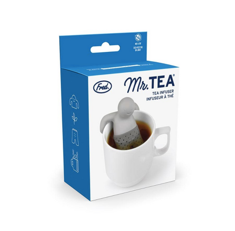 'Mr Tea' Silicone Tea Infuser