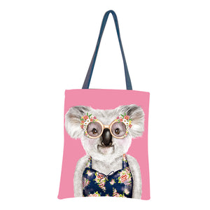 La La Land Tote Bag Sunshine Lovers