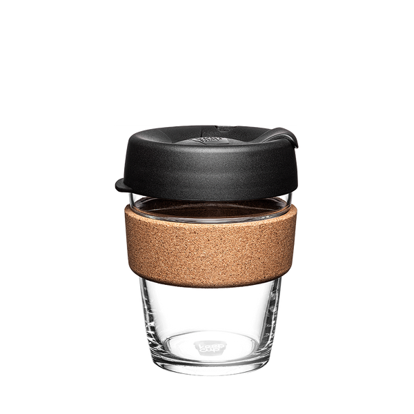 KeepCup_Brew Cork Black 12oz