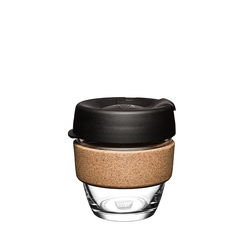 KeepCup_Brew Cork Black 8oz