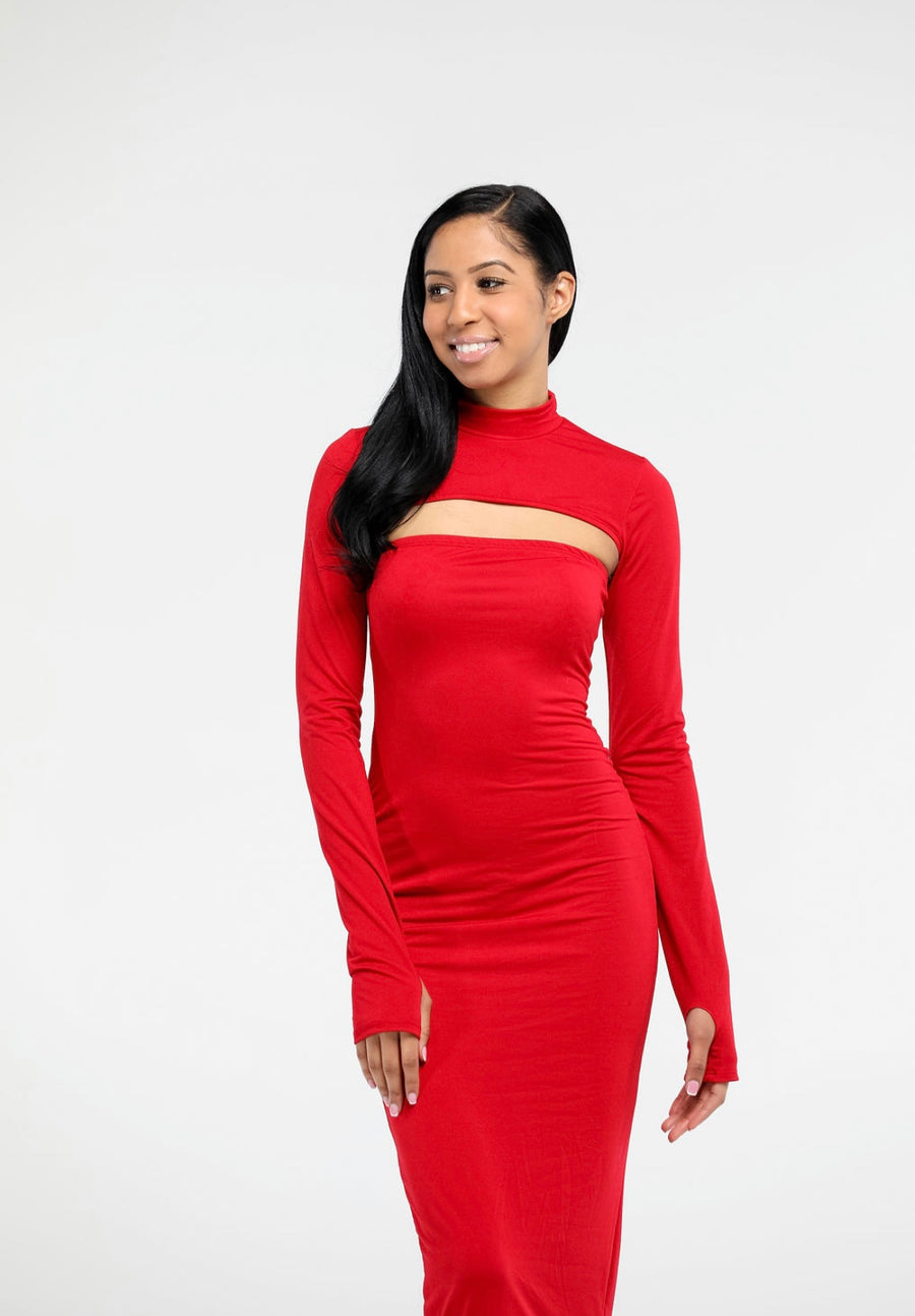 Hot Tamale Dress| Bodycon Dress