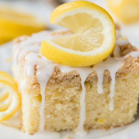 Mom's Lemon Cake