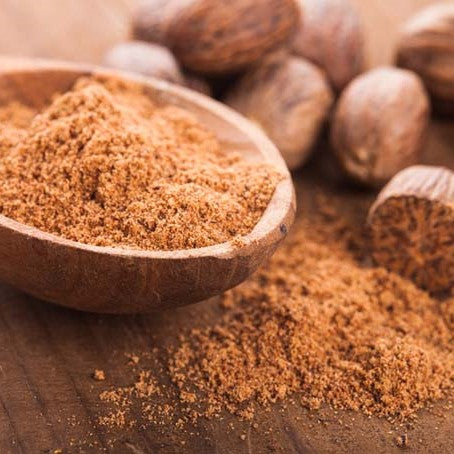 Spiced Nutmeg