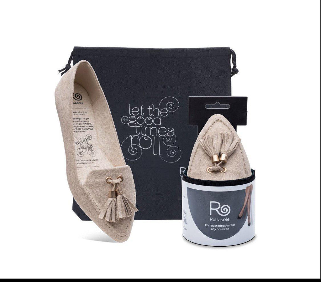 Rollasole Biscotti-Shoes-Rollasole-Litchfield Lane Boutique