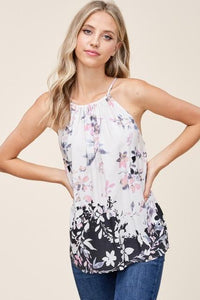 SECRET GARDEN TANK-Tank-Staccato-Litchfield Lane Boutique