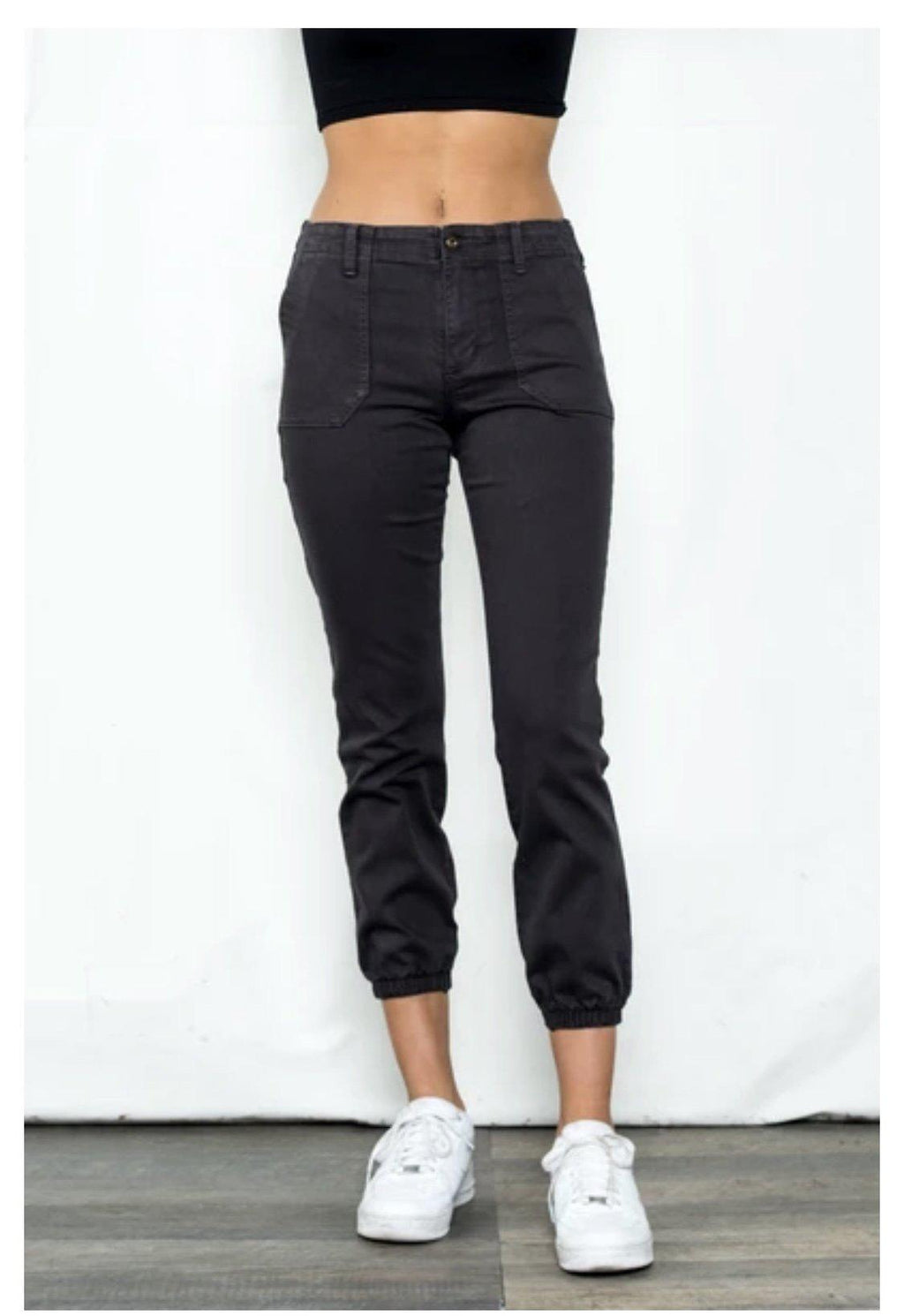 Sneak Peak Mid Rise Jogger-Jeans-Sneak Peek Denim-Litchfield Lane Boutique