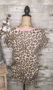 WILD OVER YOU KNOTTED TOP-Tops-7th Ray-Litchfield Lane Boutique