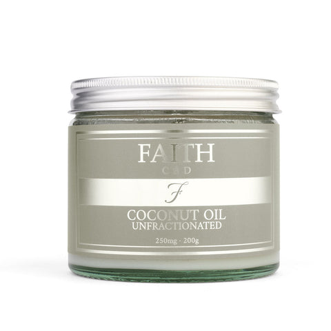 Faith CBD Coconut Oil 250mg