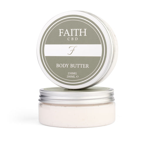 Faith CBD Body Butter 250mg