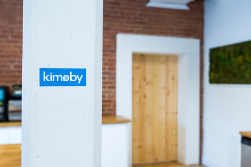 Kimoby sticker