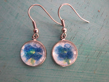 Load image into Gallery viewer, Earrings handmade cabochon