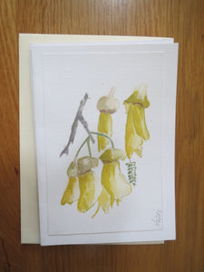 WATER COLOUR NOTE CARDS