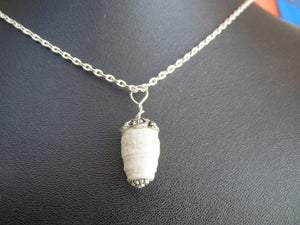 NECKLACE HAND MADE PAPER BEADS