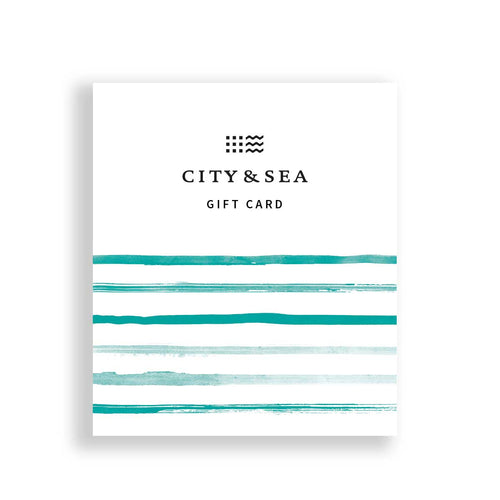 City & Sea Shop | Gift Card