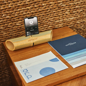 City & Sea Shop | Bamboo Speaker Arpoador