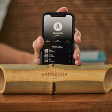 Carregar imagem no visualizador da galeria, City & Sea Shop | Bamboo Speaker Arpoador