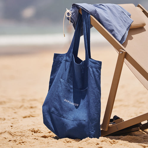 City & Sea Shop | Bolsa Linho Arpoador