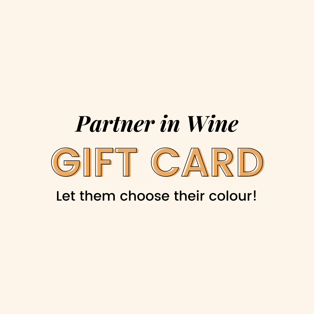 Partner in Wine Gift Card