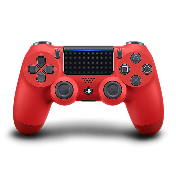 DUALSHOCK®4 Wireless Controller for PS4™ - Magma Red