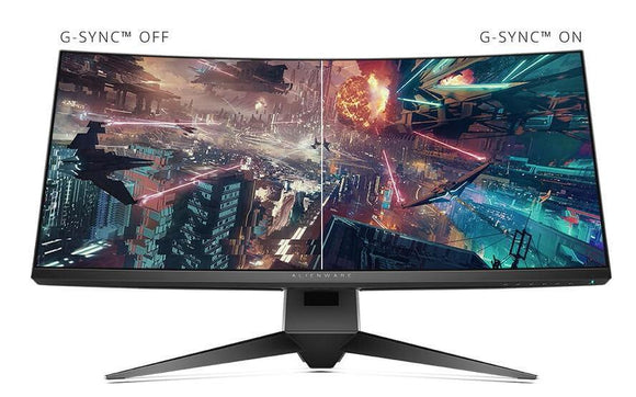 Alienware 34 Curved Gaming Monitor | AW3418HW