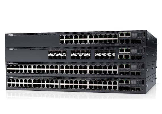 Dell EMC PowerSwitch N3000 Series 1GbE Layer 3 Switches