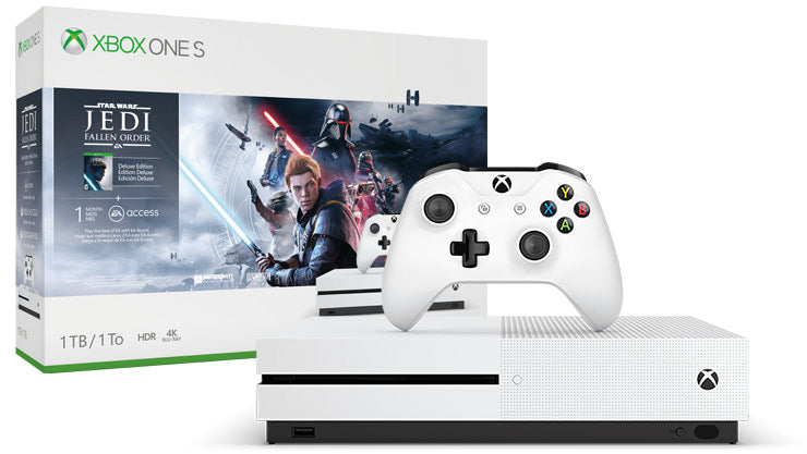 Xbox One S Star Wars Jedi: Fallen Order™ Bundle 1TB