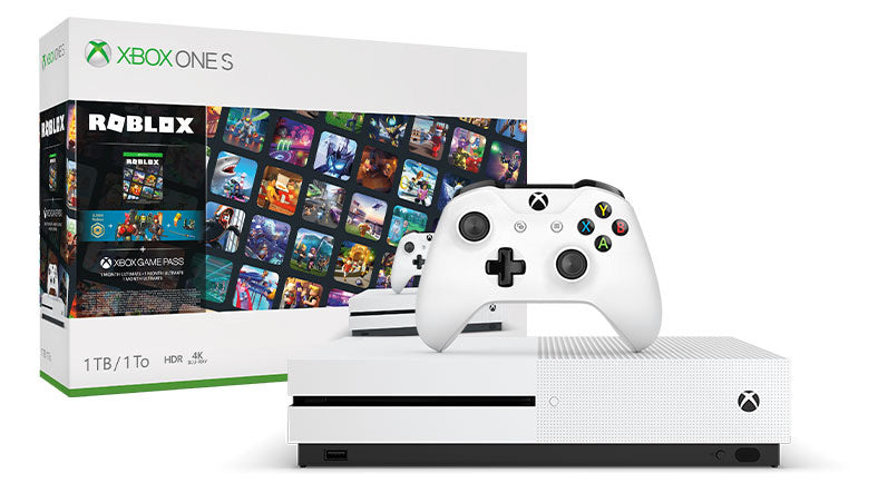 Xbox One S Roblox Bundle 1TB
