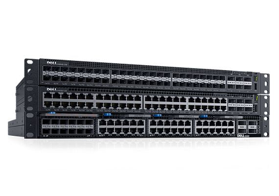 Dell EMC PowerSwitch S Series 10GbE Switches