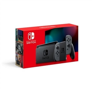 Nintendo Switch - Game console - Full HD - gray, black