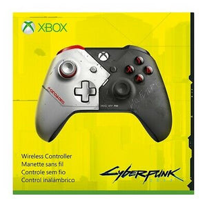 Xbox Wireless Controller Cyberpunk 2077 Limited Edition