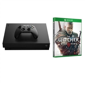MICROSOFT FACTORY RECERTIFIED XBOX ONE X KIT -INCLUDES CONSOLE AND MSFT WIRELESS