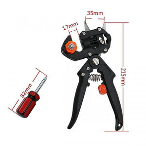 Garden Grafting Tool Pruner Kit