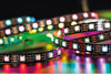 Led Strip pixels/leds/m Smart RGB Led Light Strip Black/White