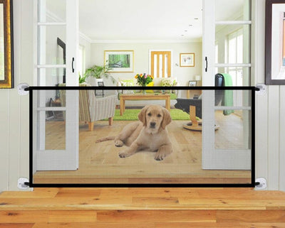Mesh Dog Gate Barrier Fences