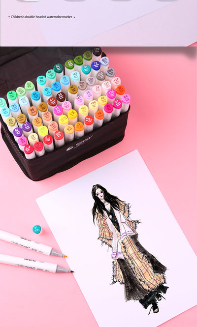 Color Markers Manga Drawing Markers Pen