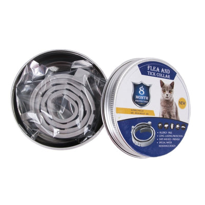 Cat Collar Bayer Seresto 8 Month Flea & Tick Prevention Collar for Cats dog
