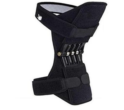 Knee Protection Booster Power Support Knee Pads