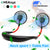 Mini USB Portable Fan Neck Fan Neckband