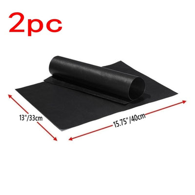 BBQ Grill Mat Barbecue outdoor Baking Non-stick Pad