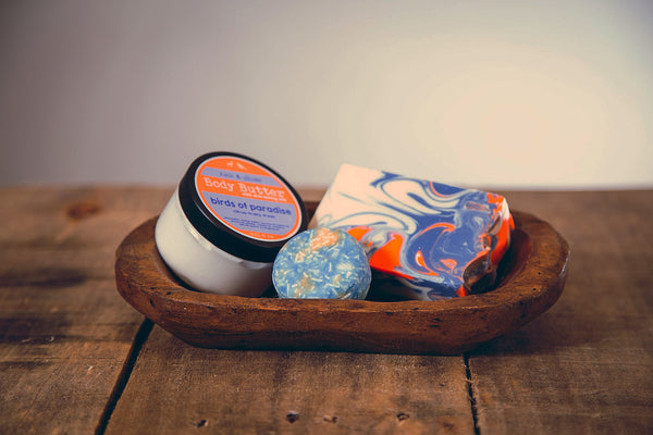 Bundle Box with Body Butter
