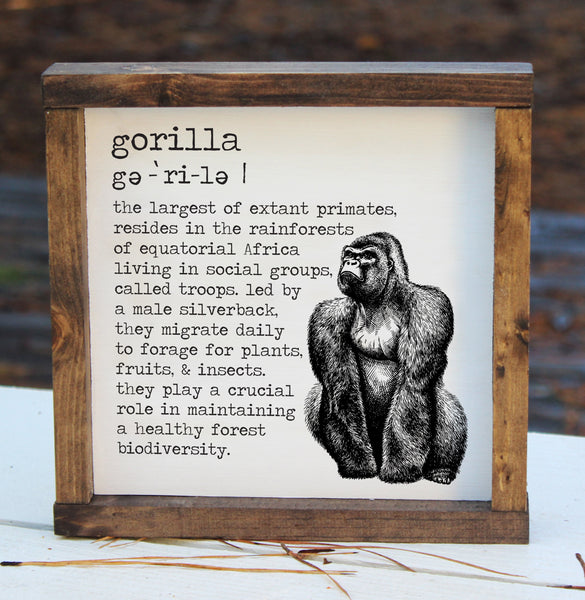 Gorilla Definition