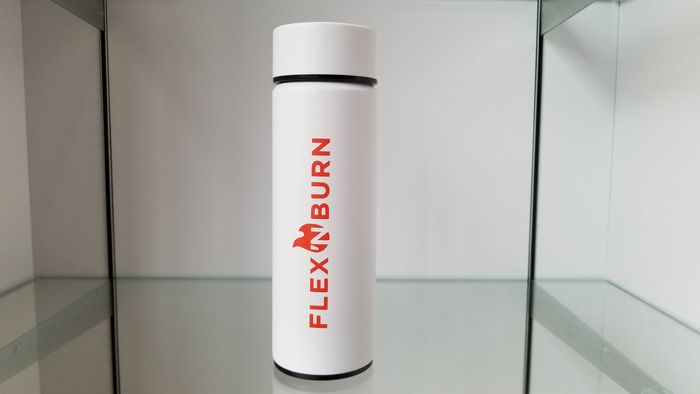 Flex 'n Burn Water Bottle