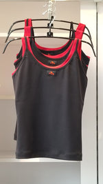 FNB - Double Tank - Red/Blk
